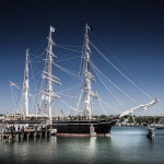 The World's Last Wooden Whaling Ship