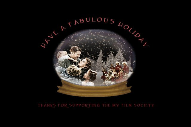 Holiday Greeting - MV Film Society 2007