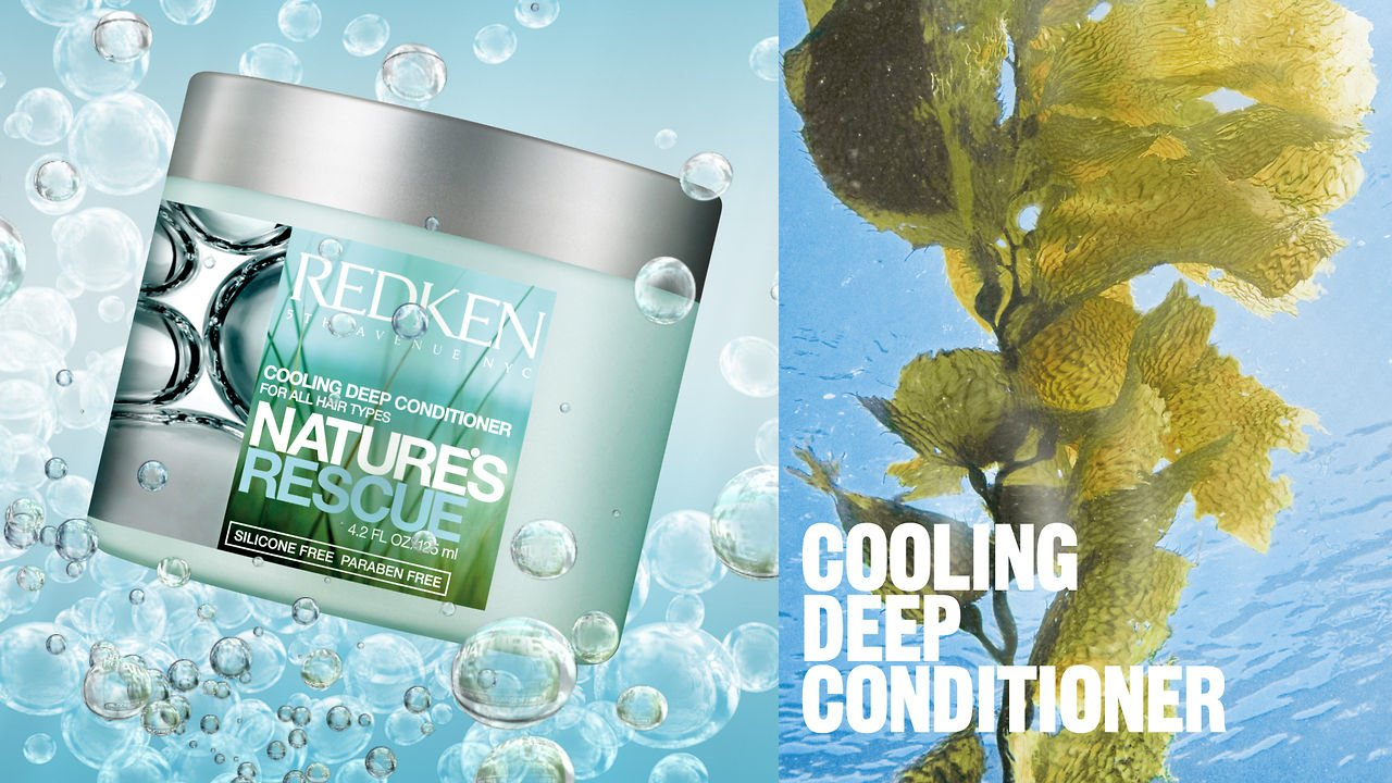 Nature's Rescue (Version 2), Redken 2010