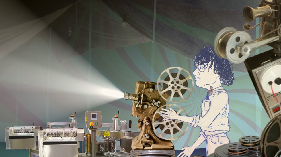 Professor Projector – Main Title Sequence