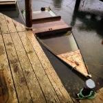 Denny's Old Boat