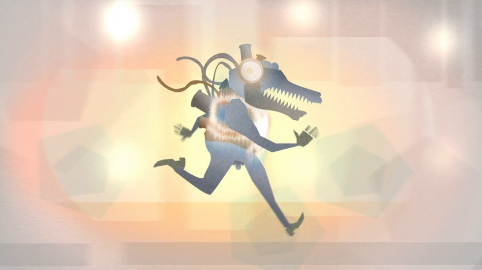 Steampunk Monster Streaker