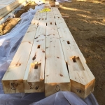 Timber Frame Parts